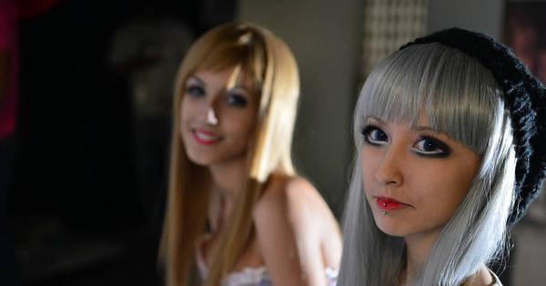 Conheça as finalistas do concurso Barbie humana brasileira - Fotos ...