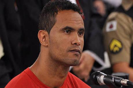 Goleiro Bruno será transferido para penitenciária do norte de Minas