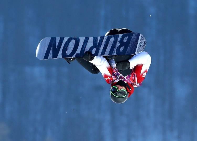 O canadense Mark McMorris era o grande favorito para a medalha de ouro, mas decepcionou na primeira descida e teve que se contentar com o bronze