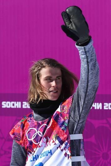 A medalha de prata do Slopestyle ficou com o norueguês Staale Sandbech, que levantou o público com a sua descida nas montanhas de Sochi