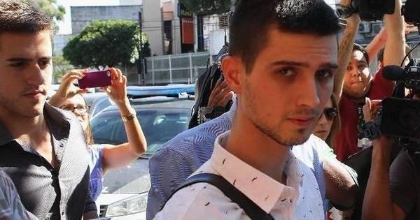 Cinegrafista ferido: visita de amigos a manifestante preso acaba em ...