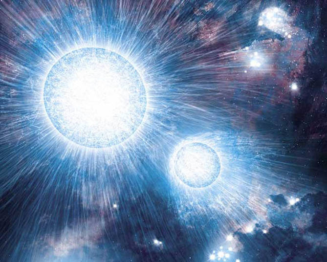 O telescópio é usado em pesquisas para procurar estrelas mais velhas e produzir um mapa digital do céu do sul