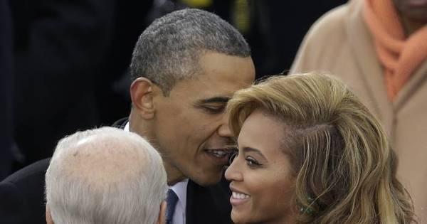 Obama e Beyonce estariam tendo um caso, diz paparazzo - Notícias ...