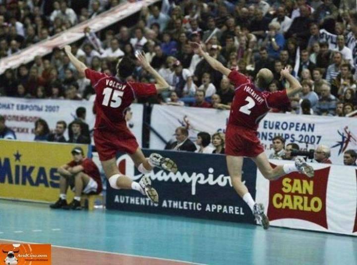 Vôlei sincronizado é esporte olímpico?