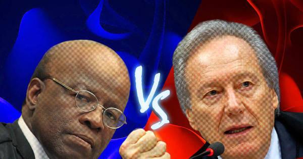 Duelo de Titãs: já desgastada, relação entre Barbosa e ...