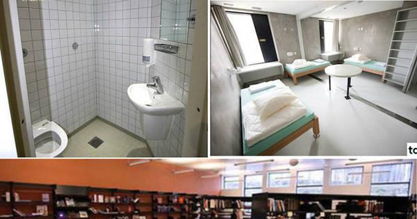 Celas de luxo: conheça as prisões que parecem o sonho da casa ...