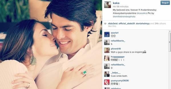 Dia dos Namorados gringo inspira atletas em homenagens de amor ...