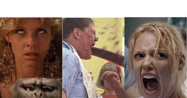Confira 10 cenas de filme que farão você, literalmente, querer vomitar