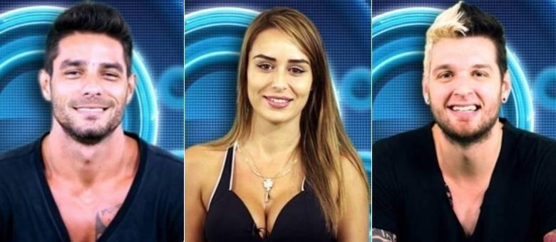 Enquete Paredão BBB 2014: Diego Letícia e Cássio quem deve sair ?