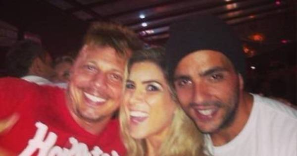 Com Letícia e Marcelo embaixo do edredom, ex-BBB Junior curte ...