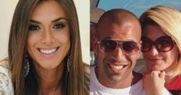 Nicole Bahls tasca beijão em Emerson Sheik, diz jornal ...
