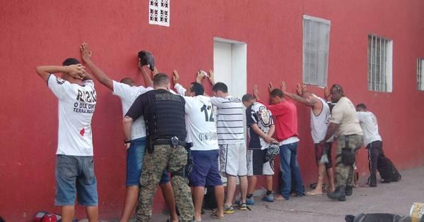 Suspeitos de invadir o CT do Corinthians são detidos - Esportes ...