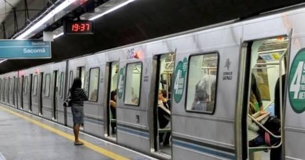 Novo sistema sinalizador do Metrô de SP tem falha grave - Notícias ...