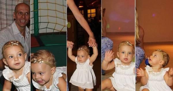 Nova loira do Tchan! Brenda, filha de Sheila Mello e Xuxa, dá show ...