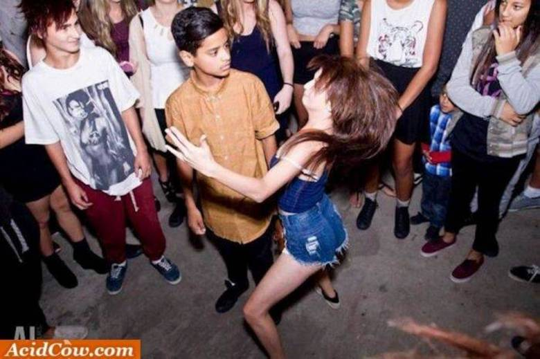 Dança da manivela!