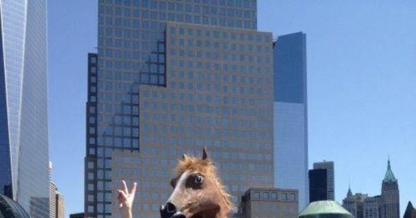 Mulherada doida usa fantasia de filé a cavalo no Carnaval - Fotos ...