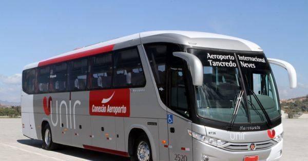 Ônibus para o aeroporto de Confins é assaltado pela 6ª vez em dois ...