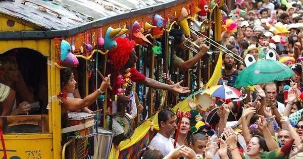 Carnaval do Rio terá 456 blocos; veja lista completa e programe-se ...