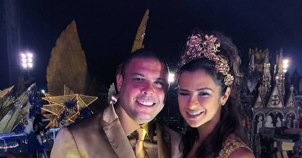 Noivo de Paula Morais, Ronaldo aparece sem aliança: relembre a ...