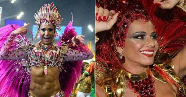 Enquanto Gracyanne Barbosa mostra barriga deformada, Viviane ...