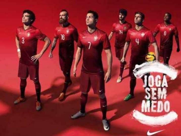A seleção portuguesa do craque Cristiano Ronaldo subiu para a terceira posição do ranking da Fifa