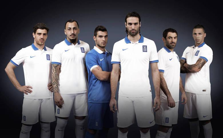 E para fechar o top 10 do ranking da Fifa aparece a seleção da Grécia