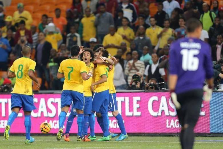 A seleção brasileira, que agora aparece na sexta colocação, subiu três posições em relação a última divulgação do ranking