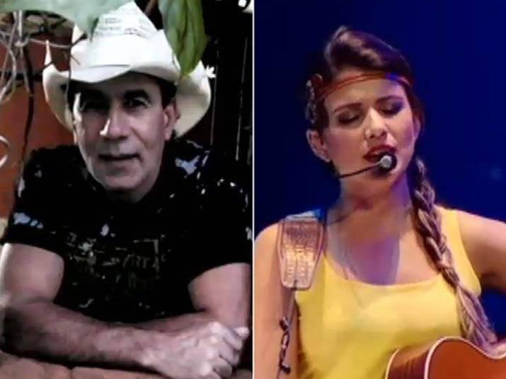 Emissoras de Televisão Exploram briga de Paula Fernandes com seu pai