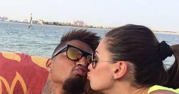 Mulher de craque do Milan faz ensaio sensual e deixa fãs de queixo ...