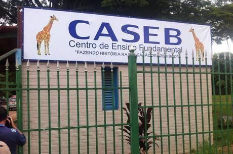 Resultado de imagem para CASEB DF