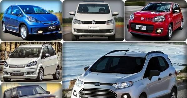Saiba quais são os 14 carros favoritos das mulheres brasileiras ...