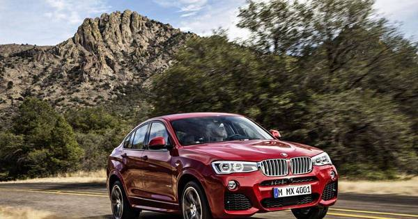 BMW anuncia produção nacional do X4; sem reajuste, SUV manterá ...