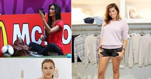 Sabe os craques do futebol? Eles têm mulheres lindas, veja! - Fotos ...