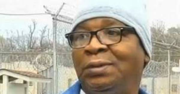 Preso por engano: americano deixa a prisão depois de passar 30 ...