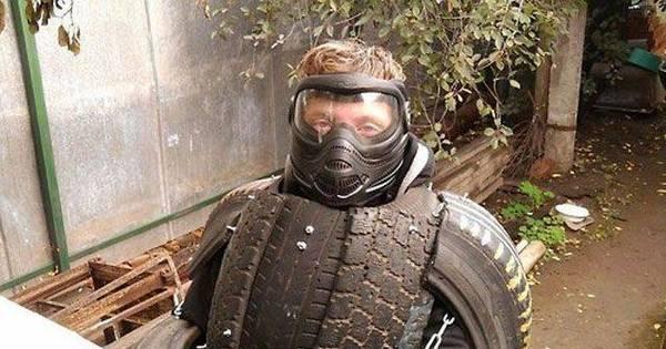 Russos contra-atacam na guerra das esquisitices - Fotos - R7 Hora 7
