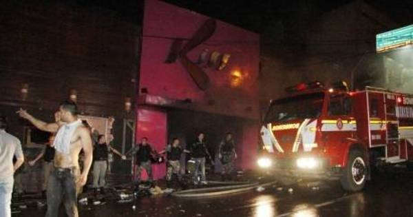 Três anos após incêndio na boate Kiss, 458 pacientes ainda fazem ...