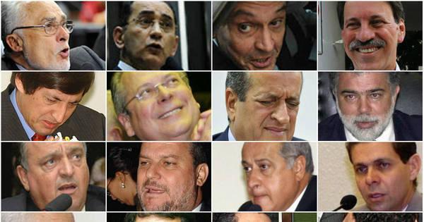 Fim do julgamento do mensalão: veja como todos os políticos ...