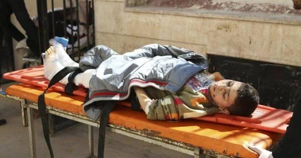 Síria entra no quarto ano de guerra civil. Relembre como tudo ...