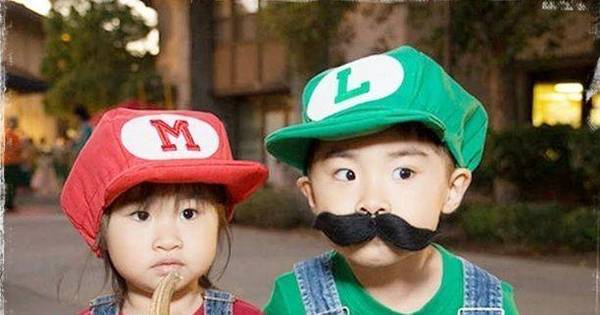 Crianças de cosplay mostram fofura infinita! - Fotos - R7 Jogos
