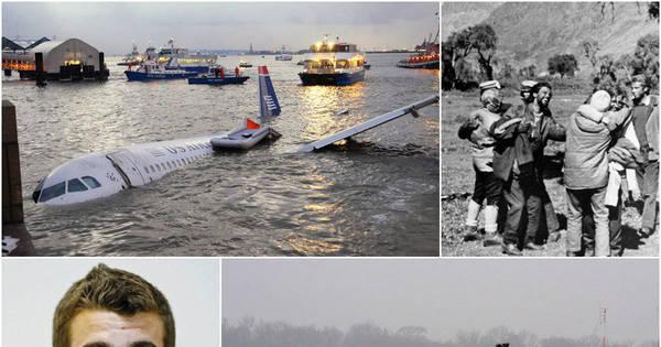 Acidentes aéreos nem sempre são fatais. Conheça histórias reais ...