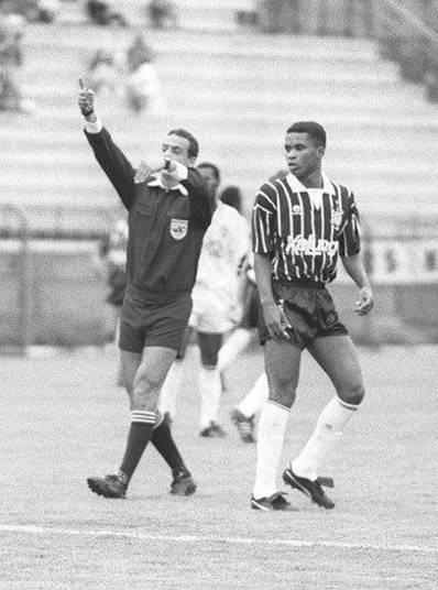 Renato Marsiglia esteve na Copa de 1994, nos EUA. Atualmente é comentarista de TV e torcedor do Grêmio em tempo integral