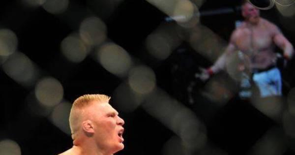 Brock Lesnar já sabe qual será seu rival no UFC 200 - Esportes - R7 ...