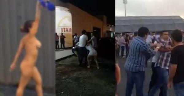 Mega festival sertanejo tem pancadaria e strip-tease de fã bêbada ...