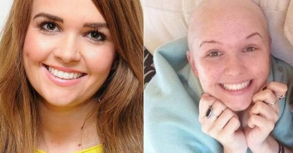 """Jovem """"renasce"""" após cirurgia para retirar câncer no cérebro - Fotos ..."""