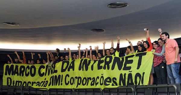 Associações querem participar da implantação do Marco Civil da ...