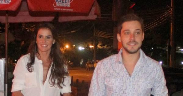 Deborah Secco assume novo namorado em festa de aniversário de ...