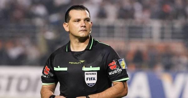 Escuta telefônica indica que árbitro prejudicou Corinthians contra o ...