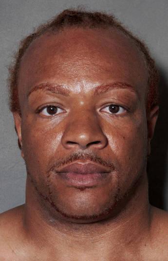Terrell Nelson é o representante dos pesos-pesado. A cara dele já não ajuda vamos ver depois da luta como irá ficar