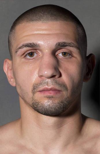Pavel Wolak é outro da categoria dos meio-pesado, parece um cara tranquilo