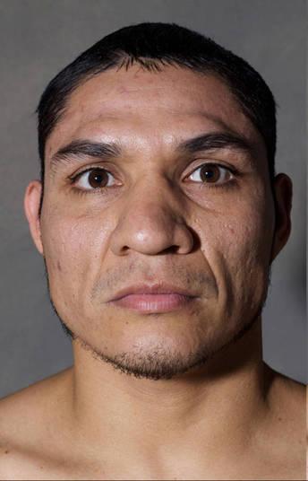Orlando Lora é outro peso meio-médio dessa turma de lutadores clicados pelo fotógrafo Schatz